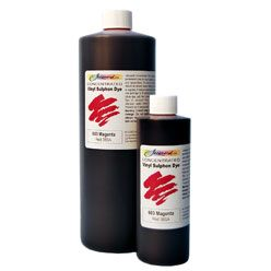 Concentrated liquid fiber reactive dyes for all natural fibers (especially silk and wool).