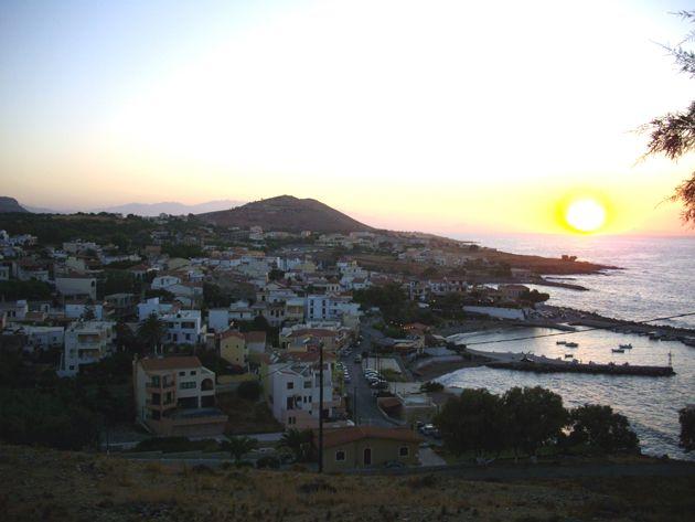 Panormo Village, Rethymno, Crete, Greece