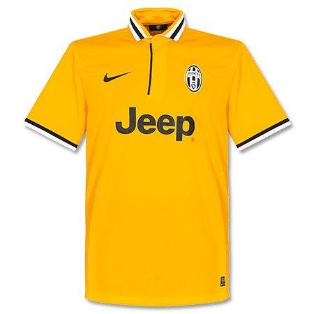 Camiseta de la Juventus 2013-2014 Visitante