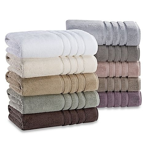 $50 towels. These must be amazing. Wamsutta® Collection Turkish Bath Towel
