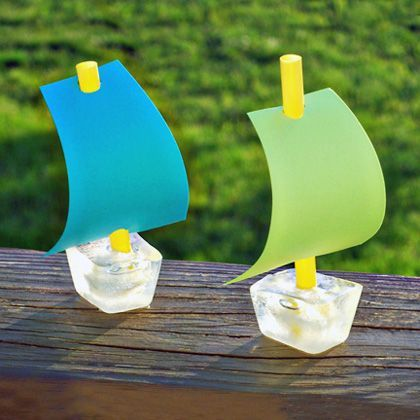 Ice Boats for Kids