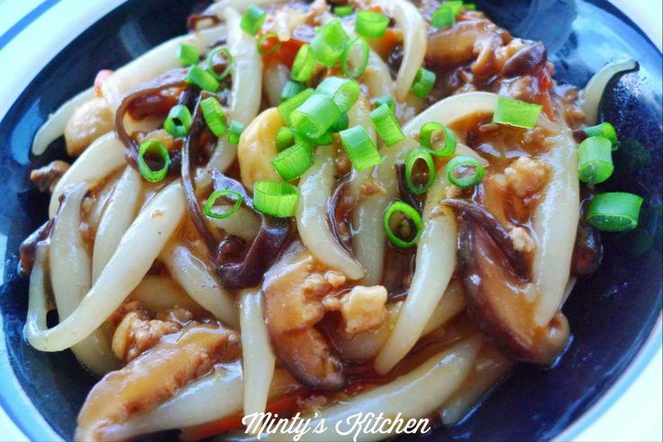 Low Shu Fun/Silver Needle Noodles