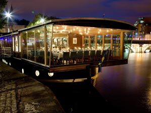 Glass Boat Restaurant Restaurant in Bristol, United Kingdom
