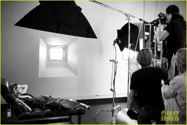 kristen Stewart - BTS Shoot Variety More - Kristen Unlimited