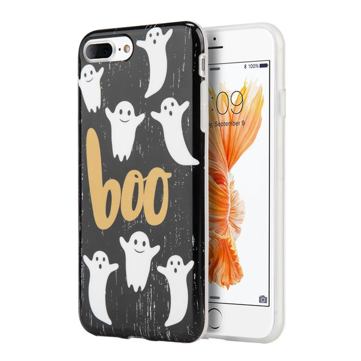 For Iphone 7 Plus Protective Case Halloween Series Shock Absorption Tpu Cover | eBay