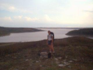 Carnahan Creek near Tuttle Creek Lake in Brandon Florida - Hiking Day Trip