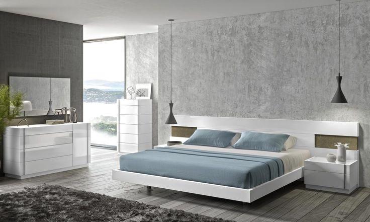 Modern Bedroom Sets Amora Modern Bedroom Set