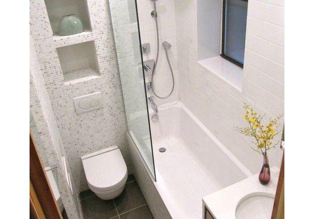 11 pomysłów na małą łazienkę | Urządzeni