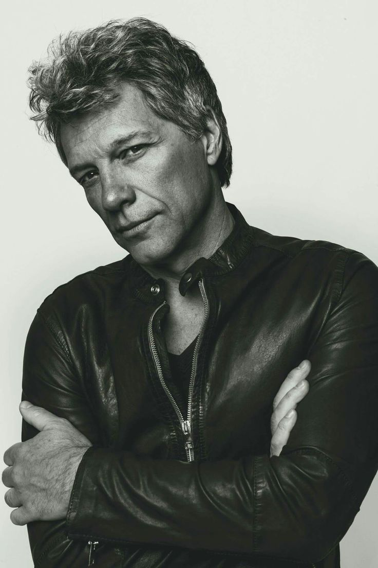 Handsome. EyeCandy. Jon Bon Jovi. JBJ.