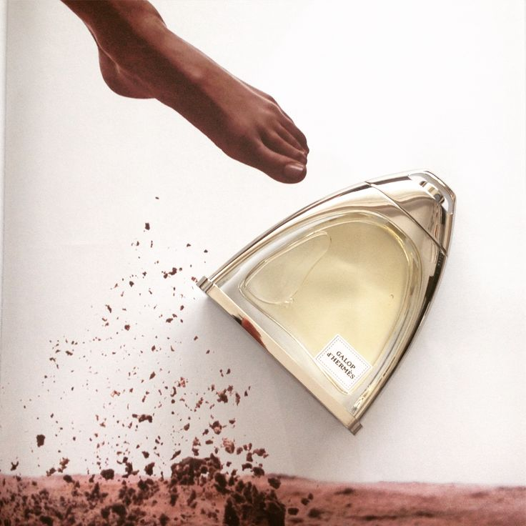Galop, het nieuwe damesparfum van Hermès. Review: http://cafecosmetique.com/review-hermes-galop/