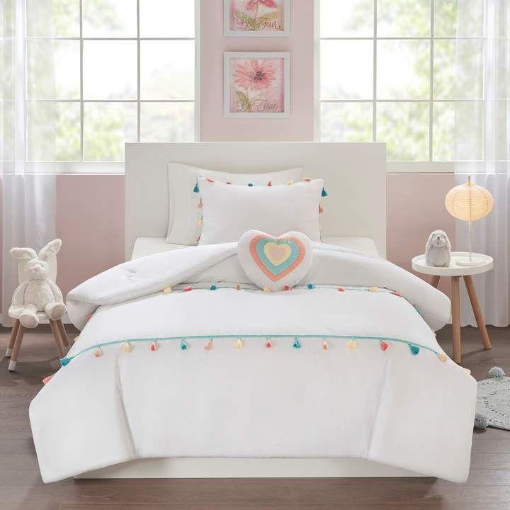 Mi Zone Kids Tanya Tassel Comforter Set
