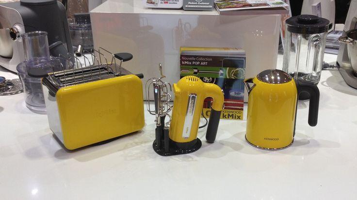 Besoin d'un nouveau robot de cuisine multifonction, d'une cafetière plus performante, d'une bouilloire au look plus original ? Cela tombe bien, Ken...