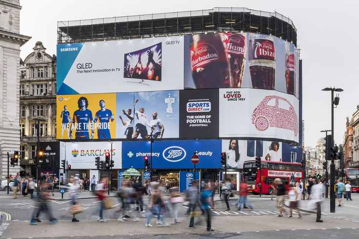 Nike - Sports Direct - Home of Football, advertising campaign. London. The One Off, retail design agency