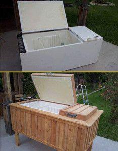 old-fridge-into-patio-cooler