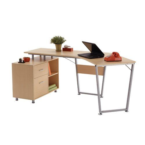 7 best desks images on pinterest | l shaped desk, white desks and