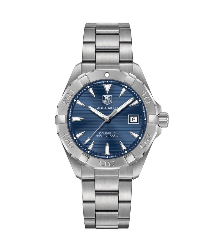 Aquaracer Calibre 5 Automatic Watch 300M - 40.5 mm WAY2112.BA0928 TAG Heuer watch price