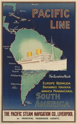 Pacific Line - South America -
