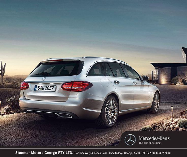 The #MercedesBenz C-Class Estate is a premium estate car that adds a layer of luxury to its load-lugging practicality. Contact #TeamStanmar on 044 802 7000 for more information or to book a test drive.