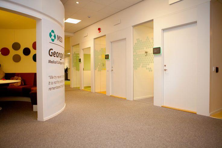 FLEX FRAME och FLEX GLASSLINE En traditionell portallösning för ljud- och brandkrav.