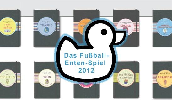 Unser Gewinnspiel anläßlich der Fußball-EM 2012.  http://www.lbb.wiley-vch.de/