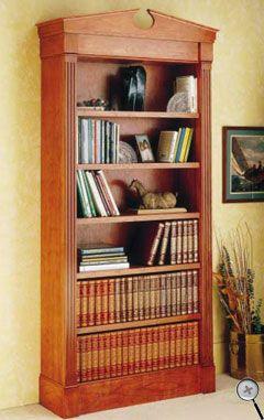 Книжный шкаф - общий вид