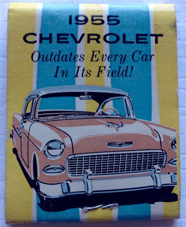 334 best Automotive & Auto Parts Matches Vintage images on Pinterest ...