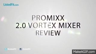 PROMIXX 2.0 REVIEW -  Portable Vortex Protein Mixer -   Do You Need A VORTEX Protein Shaker?  #promixx #vortex #mixer #shaker