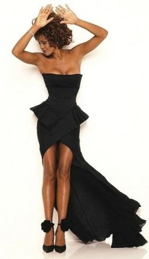 Musette Monday: Whitney Houston