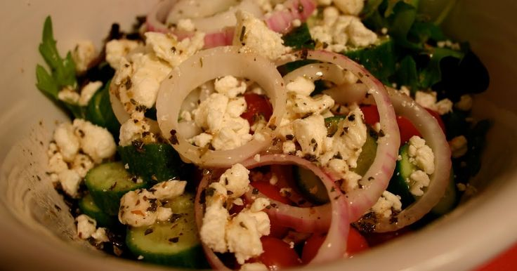 For some reason (maybe in anticipation of Pat and Oscars here in San Diego), I had a hankering for a good Greek salad last week. To make a l...