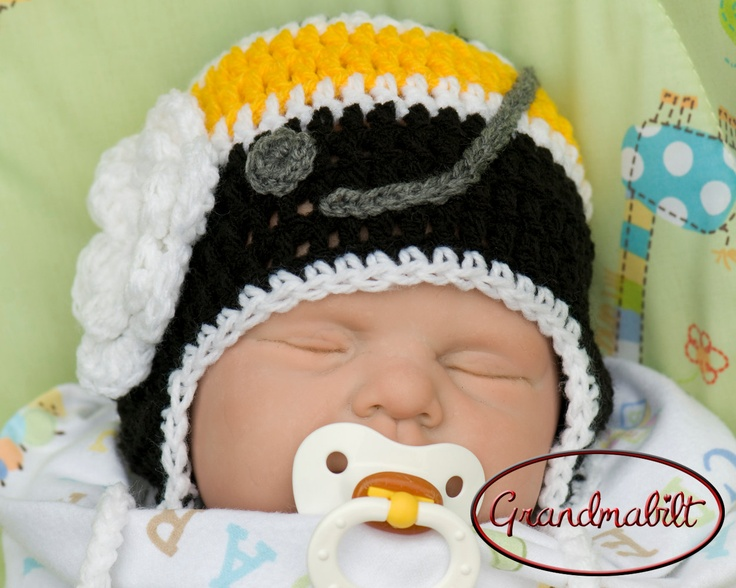 Free Crochet Pattern For Baby Hockey Helmet : 1000+ images about Crochet Hats on Pinterest Christmas ...