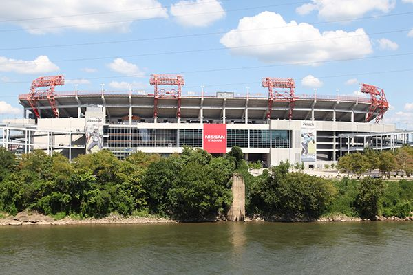 Nissan Stadium is a multi-purpose stadium and home to the Tennessee Titans