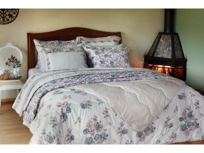 Jogo de lençol Queen size 200 fios 100% algodão - Bege Artex Paola com as melhores condições você encontra no Magazine Bemmaispratico. Confira!