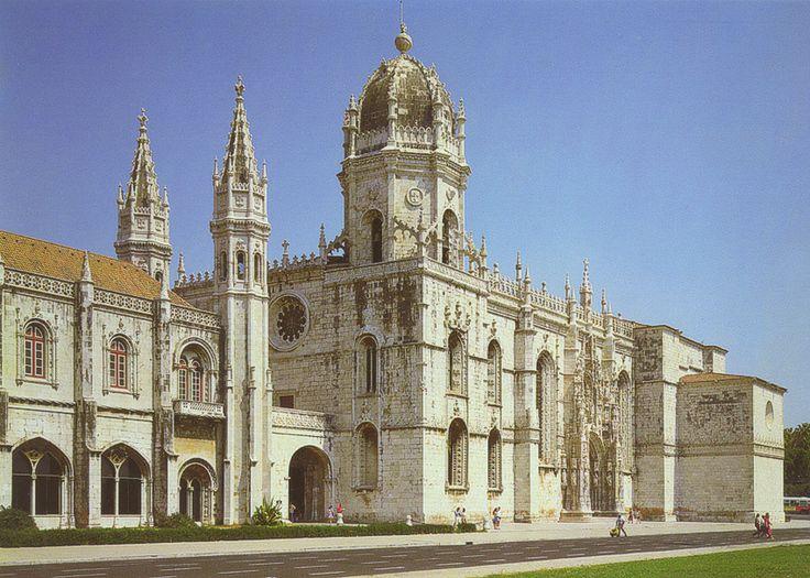 Klášter sv. Jeronýma  je klášter v portugalském Beléměna předměstí Lisabonu. Klášter založil pravděpodobně roku 1501 Manuel I. Portugalský jako výraz díků za šťastnou výpravu Vasca da Gamy, který nalezl roku 1498 cestu do Indie po moři.