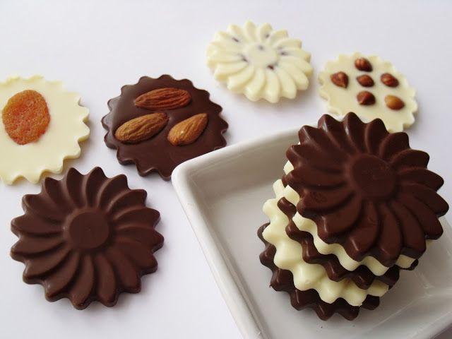 Citromhab: Csokoládétallér magvakkal