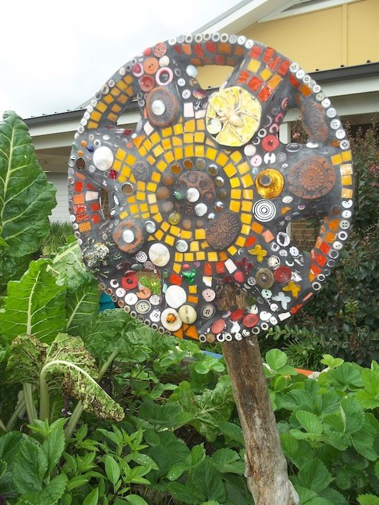 mosaic arts and crafts ideas 20 best images about hubcap craft on 6929