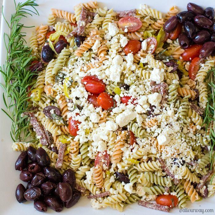 ... about Antipasto Pasta Salads on Pinterest | Antipasto, Salad and Pasta