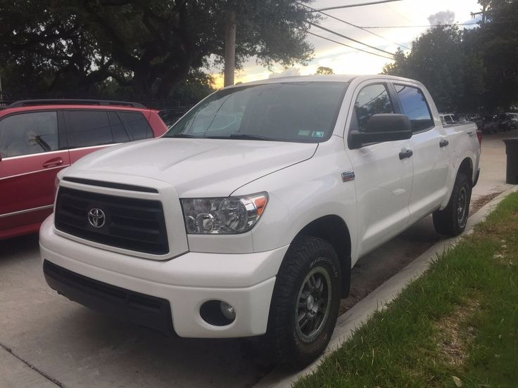Cool Awesome 2013 Toyota Tundra TRD Rock Warrior 2013