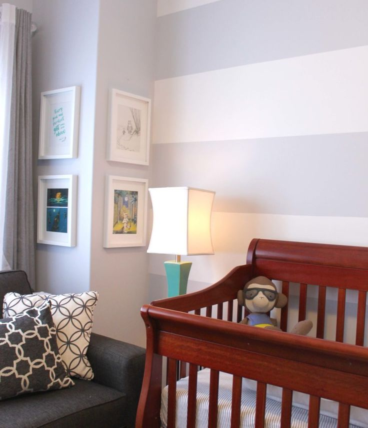 107 best Striped Nursery Ideas images on