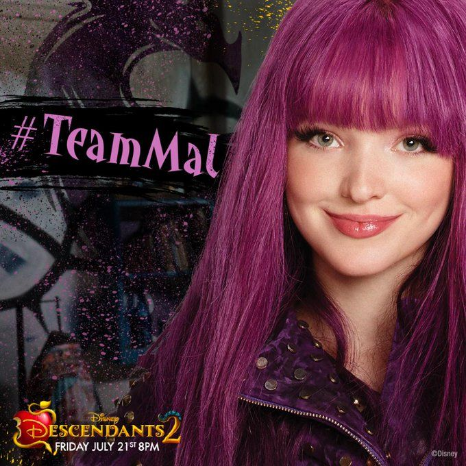 RT if you're #TeamMal!