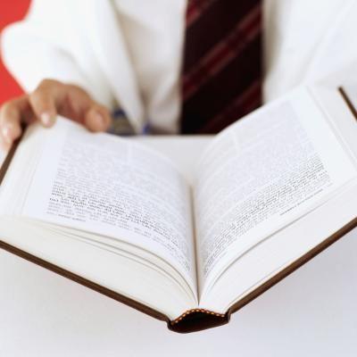 Cómo leer la Biblia judía completa en línea | eHow en Español