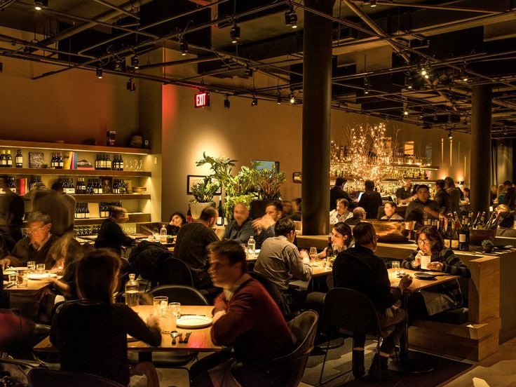 Top New York Restaurants of 2015. (NYTimes) A strong lineup means even some star players sat it out this year.