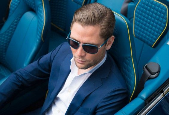 Marma London has created the Aston Martin sunglass collection. Perfect for those who wish to live the Aston Martin lifestyle at all times.