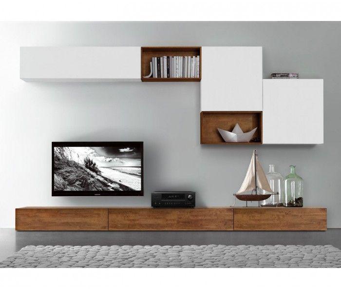 Die besten 25+ Tv wand massivholz Ideen auf Pinterest Wohnwand - schlafzimmer aus massivholz
