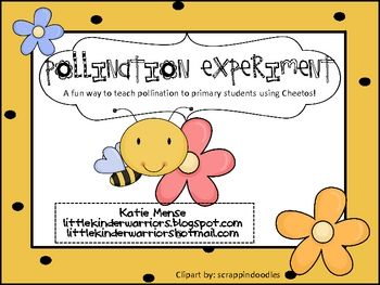 pollination experimentAbc 123S, Science'S Soci Study, Experiments 3 00, Pollination Experiments, Science Experiments, Pollination Lessons, Cheetos Pollination, Social Study