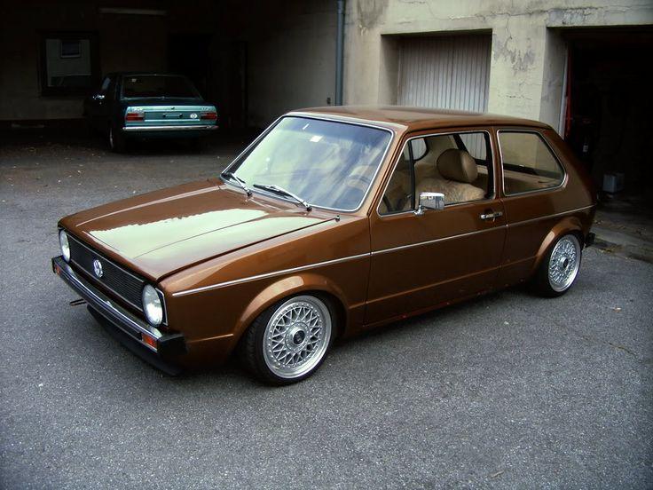 Hoe een Volkswagen hoort te zijn, origineel en stijlvol #Chrome #CCS