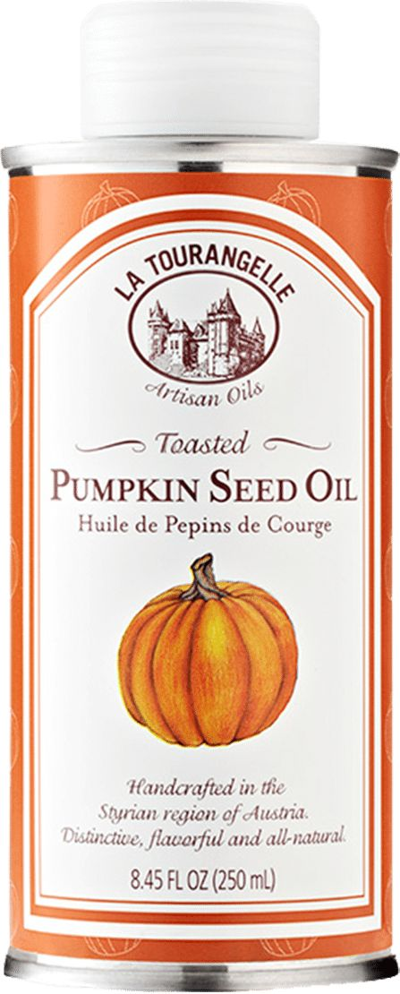 La Tourangelle handcrafts this Toasted Pumpkin Seed Oil strictly following…