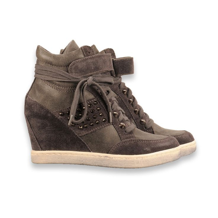 #Fred High Top #Sneakers Autumn / Winter Collection 2013/2014  www.keepfred.gr