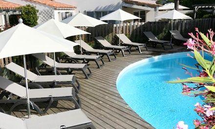 La Villa Passagère à Le Bois Plage En Ré : Vacances en famille à l'Île de Ré: #LEBOISPLAGEENRÉ 99.00€ au lieu de 235.00€ (58% de réduction)