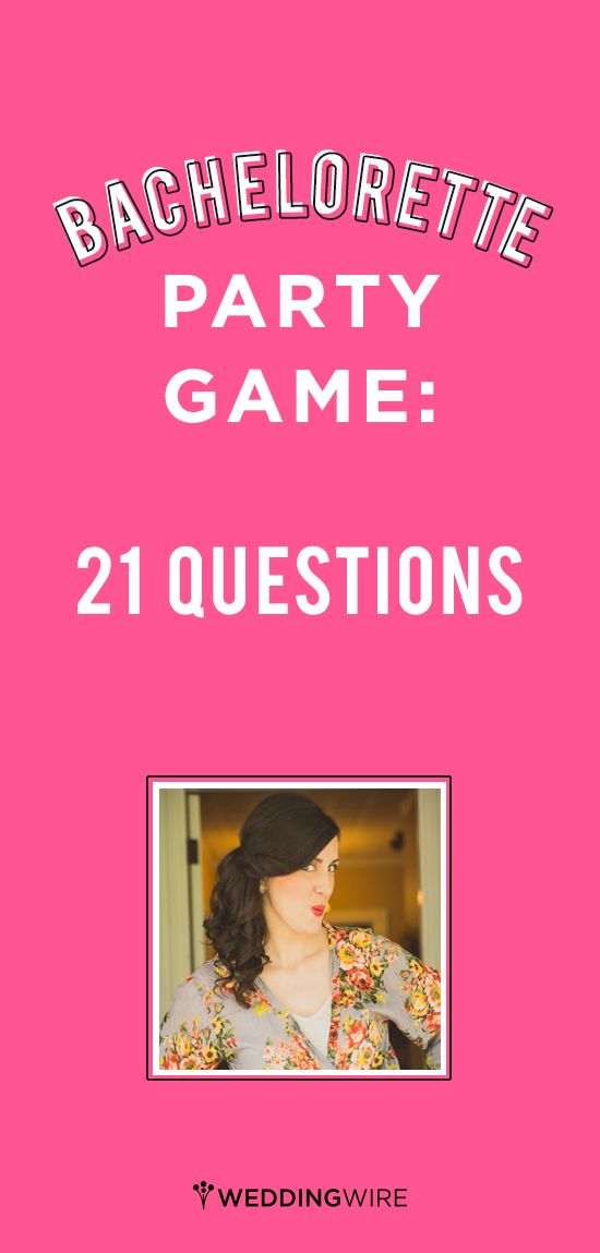 Looking to spice up your BFF's bachelorette party? Kick off the night by playing this groom's quiz featuring 21 questions! Click for the questions. {Photo by WF Photography}