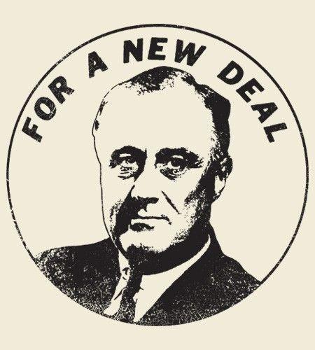 FDR's New Deal Failure Paper help?